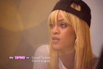 "Rihanna ""Styled To Rock"" Fashion Reality TV Show Sneak Peek [Video]"