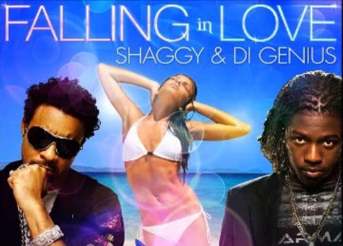 Shaggy and Di Genius Falling In Love