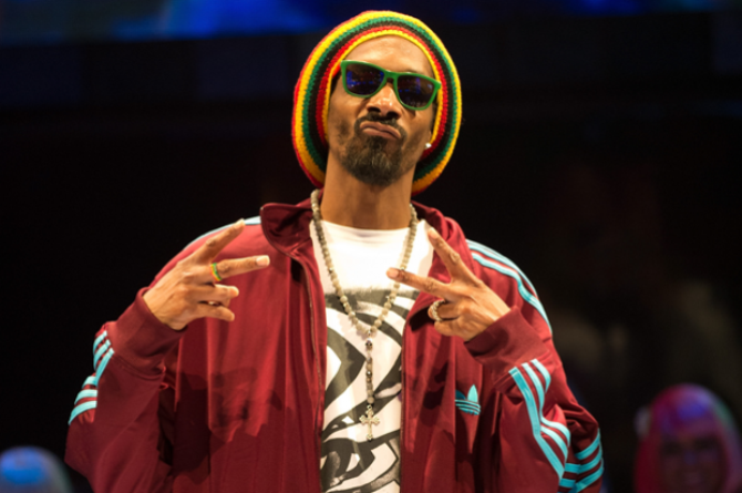 Snoop Dogg Lion