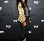 TEYANA TAYLOR nas life is good party