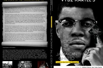 "Vybz Kartel Book ""The Voice of the Jamaican Ghetto"" Release July 6, 2012"