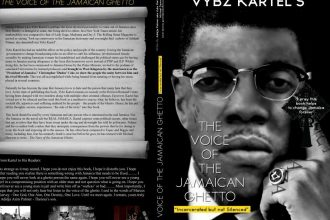 Vybz Kartel Channels Malcolm X On New Book Cover