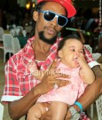 jah cure and baby kailani belle