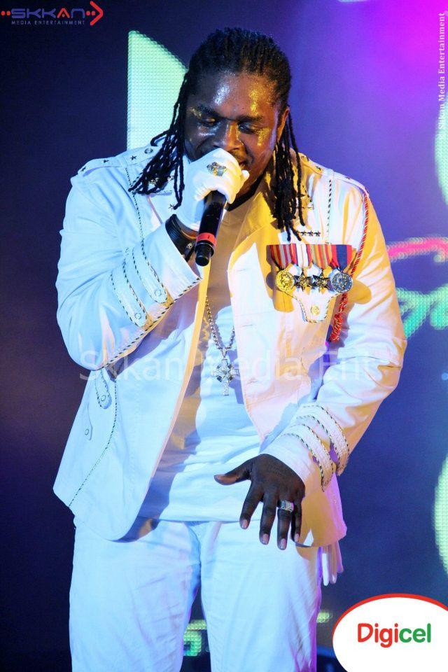 jah vinci reggae sumfest 1