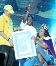 lady saw honored reggae sumfest 1