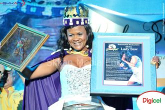 Reggae Sumfest Crowned Lady Saw Dancehall Queen [Photo]