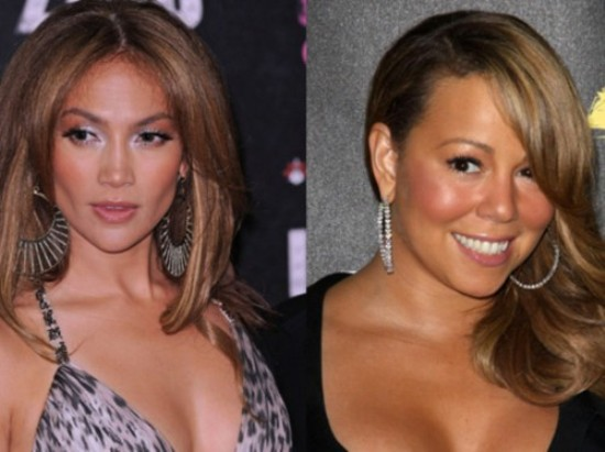 mariah and jennifer lopez