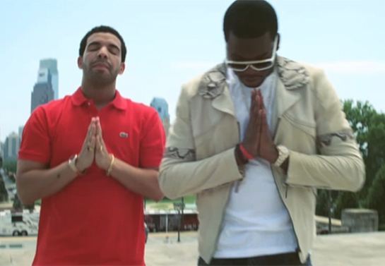 meek mill and drake amen video