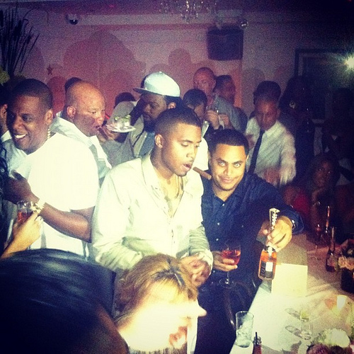 nas life is good party