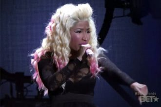 Nicki Minaj And Melanie Fiona Performed At BET Awards 2012 [Video]