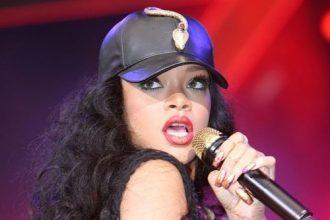 Rihanna Rocks Barclaycard Wireless Festival Final Night [Photo/Video]