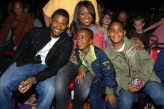 Usher's Stepson In Critical Accident Following Jet Ski Accident [DETAILS]