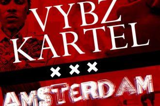 "Vybz Kartel Preps New EP ""Amsterdam"""