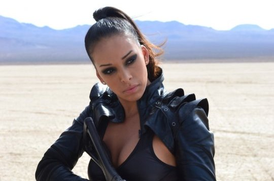 """Gloria  Govan Stars As Assassin In Upcoming Film """"Clean Ops"""" [Photo]"""