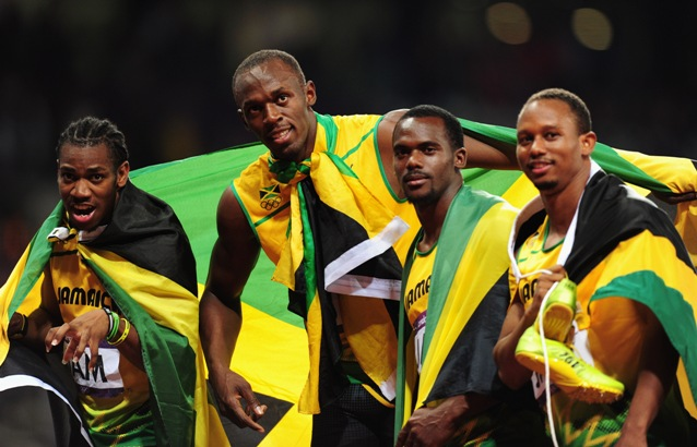 Jamaica 4X100 Relay Team Smash World Record To Win Gold