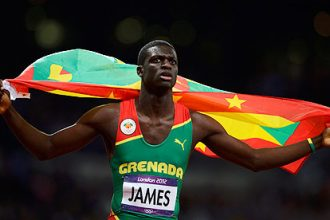 Kirani James Gave Grenada Its First Ever Olympic Medal