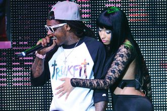 Nicki Minaj Brings Out Drake, Lil Wayne And Foxy Brown At NYC Pepsi Concert [Video]