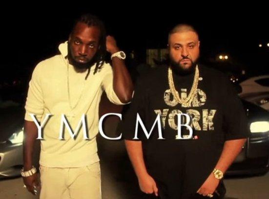 Mavado DJ Khaled YMCMB