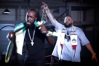 "VIDEO: DJ Khaled Ft. Mavado ""Suicidal"" Behind The Scenes"