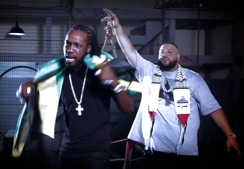 Mavado and DJ Khaled suicidal