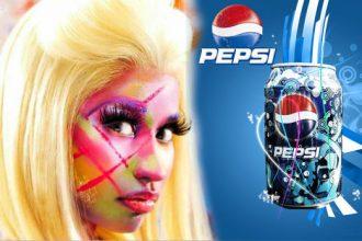 Nicki Minaj Ignites Pepsi And Coke War After Getting American Idol Nod
