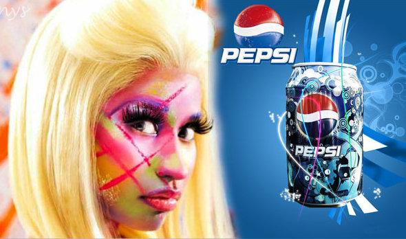 Nicki Minaj Pepsi