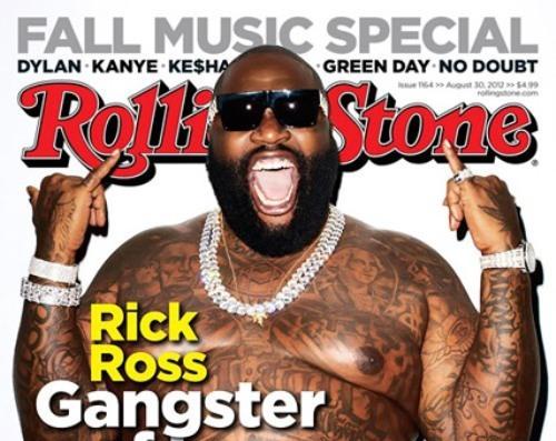 Rick Ross Rolling Stone magazine