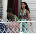 Rihanna and Oprah barbados 1