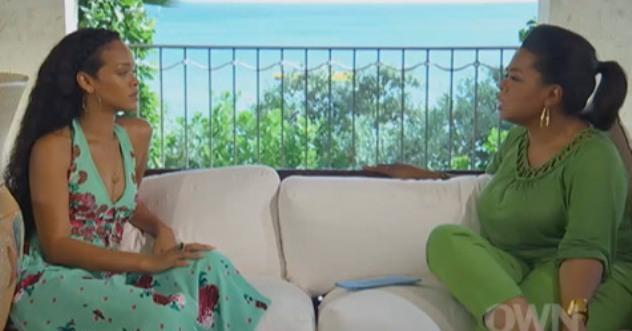 "Rihanna Breaks Down About Chris Brown, ""I Lost My Best Friend"" [Video]"