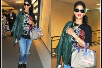 Rihanna Brings Her Sunshine To Tokyo For Summer Sonic Festival [Photo]