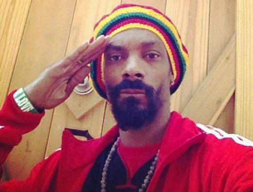 Snoop Dogg Officially Now Snoop Lion, Recording For