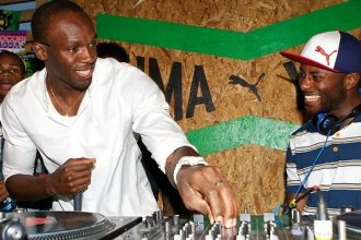 Usain Bolt, Yohan Blake, Asafa Powell, Warren Weir At Puma Yard Party [Video]