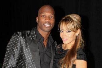 Chad Ochocinco Dropped By Dolphins May Loose Home After Abusing Wife Evelyn