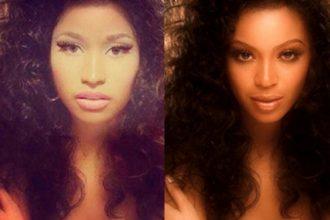 Did Nicki Minaj Try To Swagger Jacked Beyonce? [Photo]