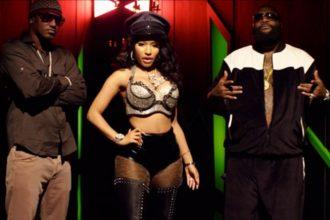 Nicki Minaj Ft. Cam'ron, Rick Ross – I Am Your Leader [Music Video]