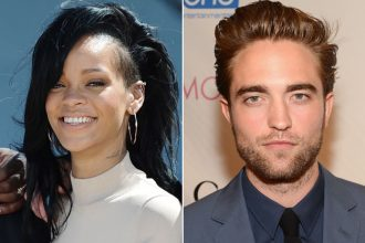 Rihanna Sexting Twilight Star Robert Pattinson