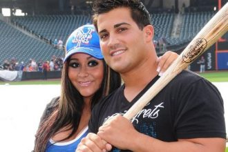 Snooki And Boyfriend Jionni LaValle Welcomes Baby Boy  Lorenzo Dominic