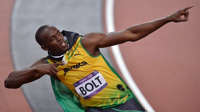 Usain Bolt Is A Legend, Wins Gold At London Olympic [Video]