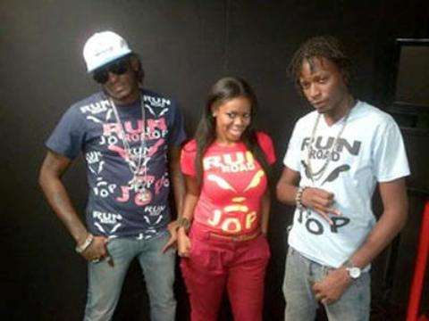 Aidonia and Deablo T-Shirt