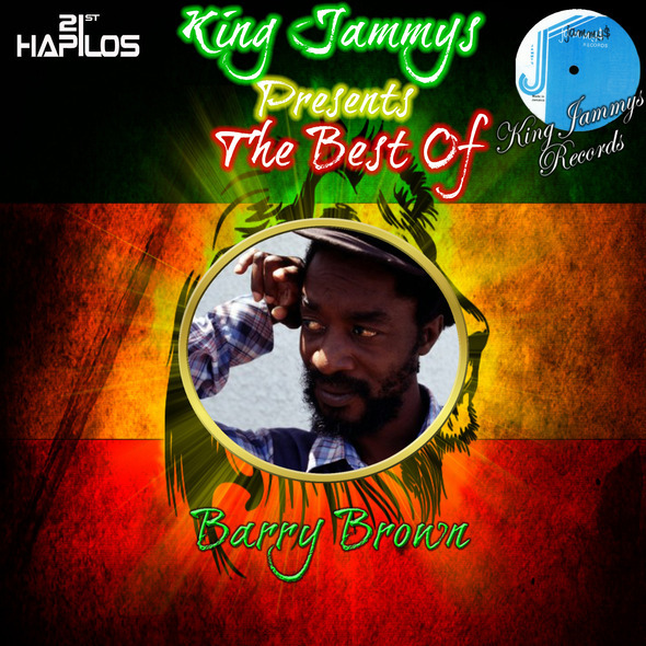 Barry Brown king jammys presents
