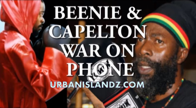 Beenie Man and Capleton beef
