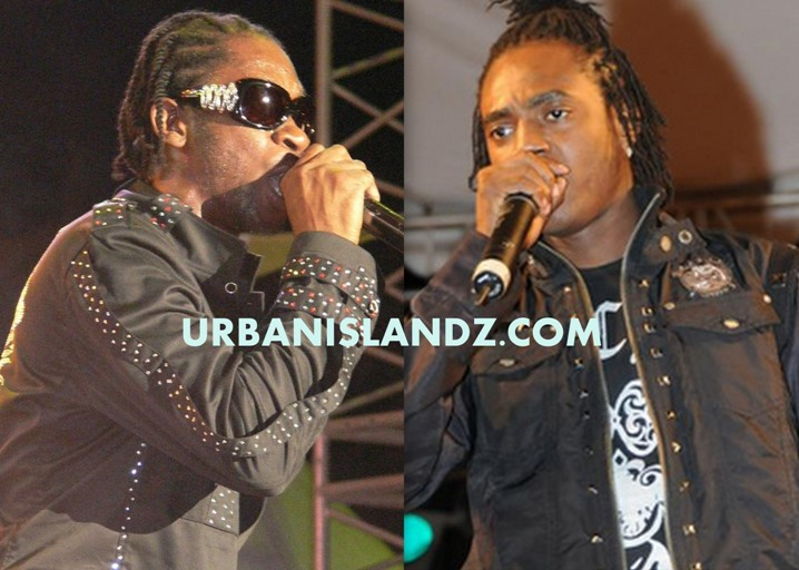 Bounty Killer and Kiprich