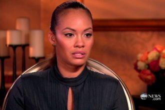 "Evelyn Lozada Says Chad ""Ochocinco"" Johnson Made A Bad Choice [Video]"