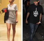 Rihanna and Chris Brown outing