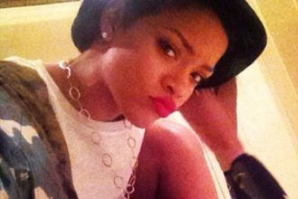 Rihanna Gets Raunchy In The Strip Club With The Ladies [Photo]