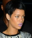 Rihanna new grill