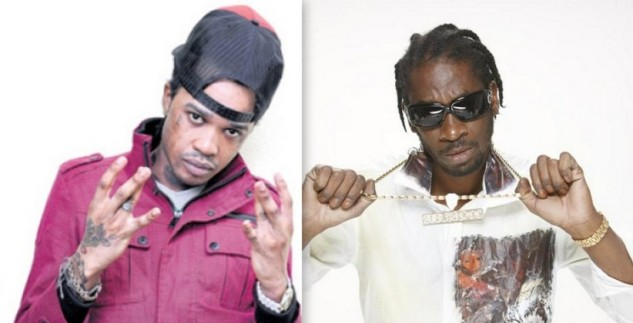 Tommy Lee and Bounty Killer