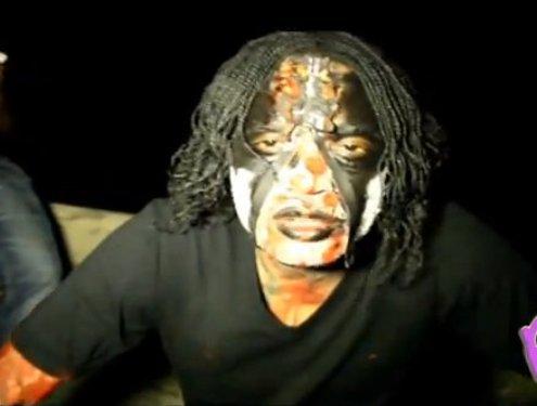 Tommy Lee demon