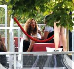 beyonce at made in america 3
