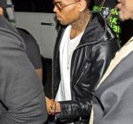 chris brown club la